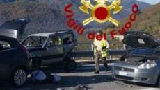 Calabria, incidente a Melito Porto Salvo: perdono vita marito e moglie sulla statale 106