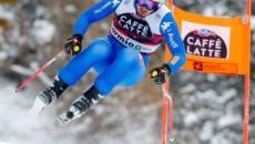 Sci, al via la stagione di Dominik Paris: super-G e discesa Lake Louise in tv su Rai Sport