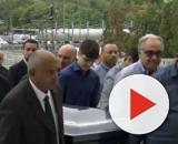 Gugu será sepultado nesta sexta-feira (29), em São Paulo. (Reprodução/Record TV)