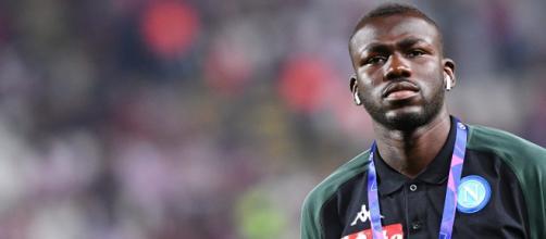 Kalidou Koulibaly, difensore del Napoli.
