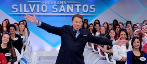 Leo Dias agradeceu Silvio Santos. (Arquivo Blasting News)