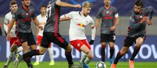 El Leipzig tuvo un empate agónico con sabor a triunfo. www.goal.com