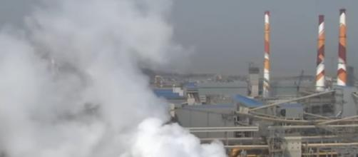 S. Korea to reduce coal power plant operations this winter. [Image source/ARIRANG NEWS YouTube video]