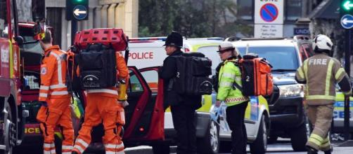 Several Injuries Reported in Knife Attack on London Bridge – photo-(image credit - bbc/youtube)