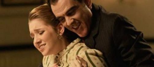 Una Vita anticipazioni: Jordi prova ad abusare di Flora.