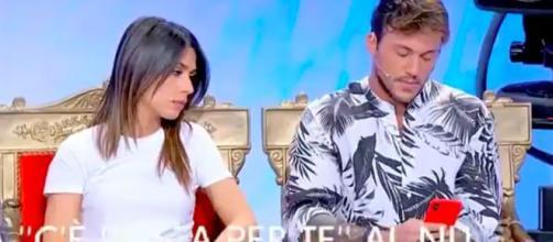 Uomini e Donne, Giulia a Giulio: 'Pensavo provassi determinate sensazioni solo per me'