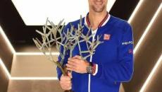 Rolex Paris Masters : Djokovic glane un 34e M1000, le top 5
