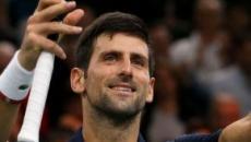 ATP Paris : les 5 dernières finales de Novak Djokovic dans ce Masters 1000