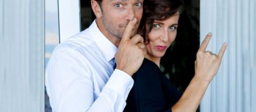 Aldo (Luca Capuano) e Delia (Elena Vanni)