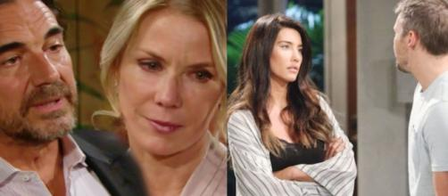 Beautiful, anticipazioni Usa: Liam geloso di Steffy, Brooke e Ridge ai ferri corti