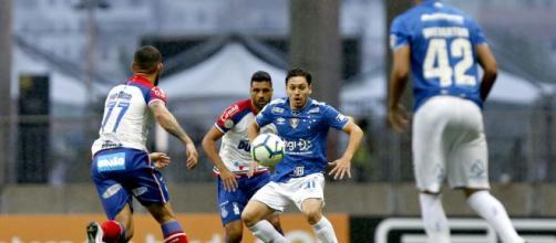 Cruzeiro quer se manter fora da zona de rebaixamento. (Arquivo Blasting News).