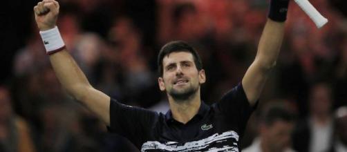 Djokovic si prende Bercy e punta le Finals, a Londra potrebbe non esserci Nadal