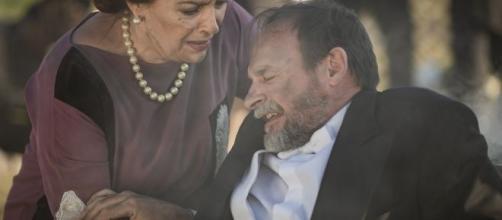 Il Segreto anticipazioni 6-7 novembre: Maria e Matias in gravi condizioni