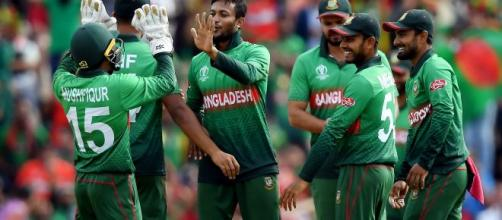 Live Cricket Streaming of Bangladesh vs India 1st T20 on Hotstar.com (Image via GTV)