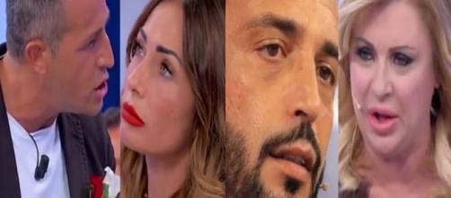 Uomini e Donne anticipazioni: Ida e Riccardo litigano, Tina contro Armando.
