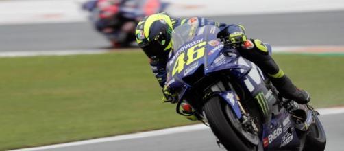Valentino Rossi, pilota MotoGp
