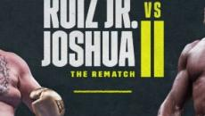 Boxe, 'Clash on The Dunes': Ruiz vs Joshua in Arabia Saudita, sabato 7 dicembre su DAZN