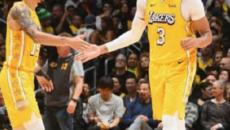 Et si les Lakers battaient le record 73-9 des Warriors