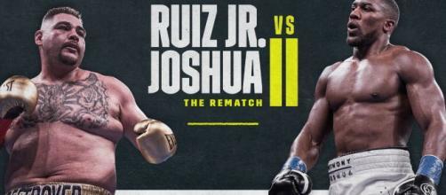 Andy Ruiz Jr. vs. Anthony Joshua il 7 dicembre su DAZN