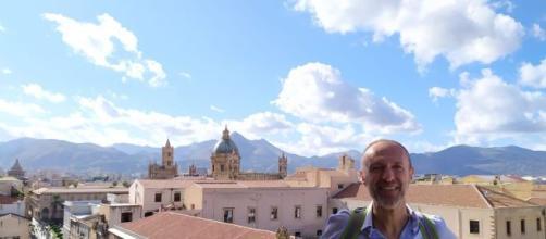 Davide Tencati e il suo grande amore per Palermo
