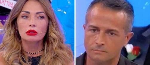 Giorgio Manetti, ex U&D, su Ida e Riccardo: 'Due bambini incompatibili, lei è immatura'.