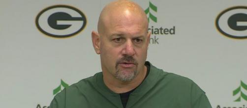 Mike Pettine might be in trouble [Image via Packers.com/YouTube]