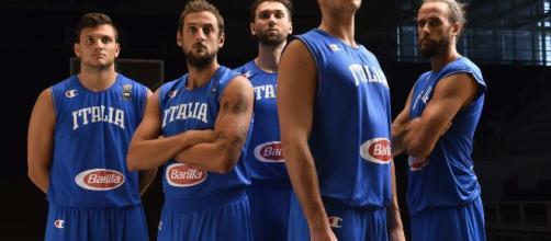 Sfida NBA per gli azzurri dell'Italbasket sui social - Sporteconomy - sporteconomy.it