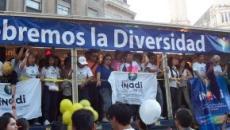 La Marcha del Orgullo de Buenos Aires se convierte en una fiesta reivindicativa