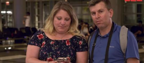 '90 Day Fiancé': Season 7 begins with questions emerging over some couples relationships. [Image Source: TLC/YouTube]