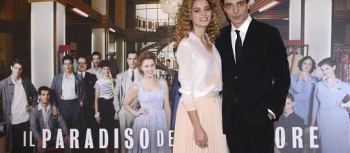 Anticipazioni Il Paradiso delle signore, puntata del 4 novembre: Marta decide di affrontare Riccardo dopo averlo visto baciare Nicoletta