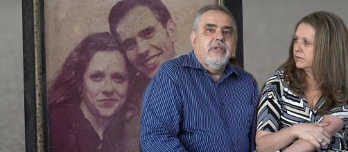 Após 20 anos, sobreviventes contam como escaparam de atirador do cinema do shopping em SP. ( Reprodução/TV Globo)