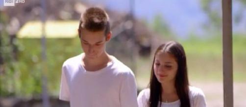 Il Collegio 4 anticipazioni terza puntata: Andrea e Chiara entrano fidanzati nella scuola