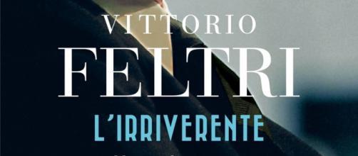 Il libro di Vittorio Feltri, 'L'irriverente'
