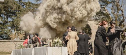 Il Segreto, trama 5 novembre: al matrimonio di Fernando e Maria Elena scoppia un esplosivo