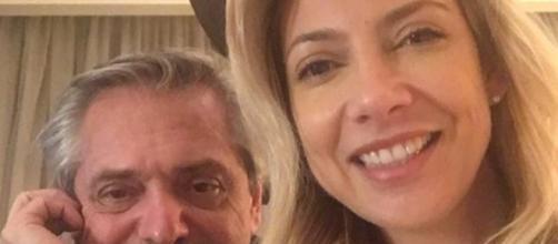 """La vida personal del nuevo presidente de Argentina: una novia actriz y un hijo """"drag queen"""""""