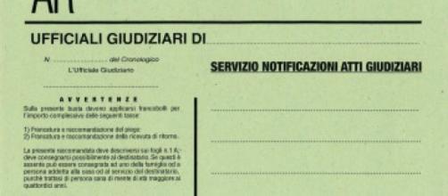 Notifica atti in caso di irreperibilità relativa serve la prova della ricezione