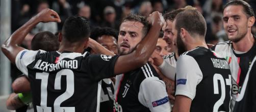 Probabili formazioni Lokomotiv Mosca-Juventus