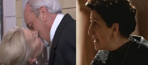 Una Vita, spoiler spagnoli: Susana e Armando sposi, Genoveva licenzia Ursula