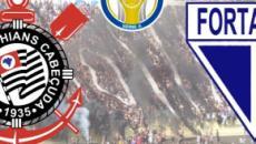 Corinthians x Fortaleza: transmissão ao vivo pelo Premiere, nesta quarta (6), às 19h30