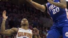 Phoenix Suns derruba o último invicto da temporada regular da NBA