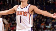 NBA : Il fallait marquer 39 points cette nuit pour être dans le Top 5
