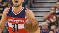 NBA : les Wizards remportent leur match contre les Pistons