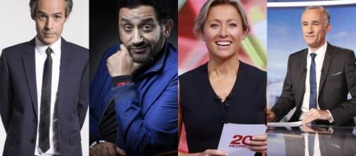 Audiences : un mois après la rentrée, Barthès double Hanouna et ... - parismatch.com