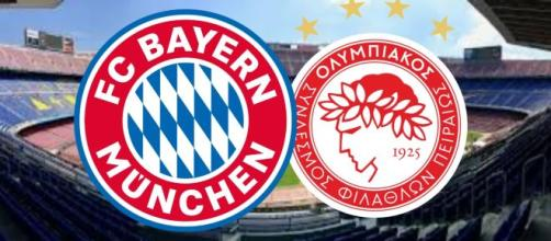 Olympiakos will be traveling to Germany to go head-to-head with Bayern Munich in November. [Image source: Own work via Wikipedia]