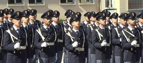 Concorso per 1148 Allievi agenti di Polizia.
