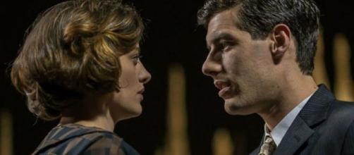 Il Paradiso delle signore, trama 21° episodio: Nicoletta e Riccardo intenzionati a fuggire
