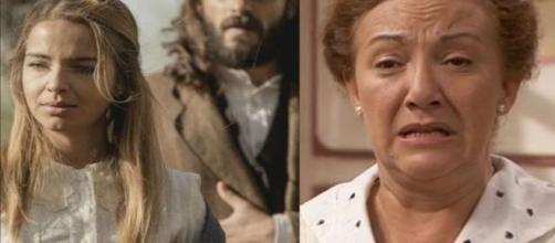 Il Segreto anticipazioni al 15 novembre: Dolores vuole rapire Belen, Ramos torna in paese.