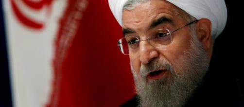 Iran's president Hassan Rouhani threatens to restart nuclear ... - cbsnews.com