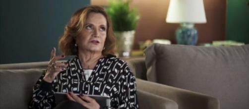 Linda quer impactar o público da terceira idade nas redes. (Reprodução/TV Globo)