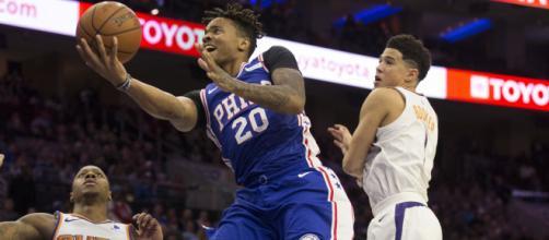 Philadelphia 76ers perdeu a invencibilidade. (Arquivo Blasting News)